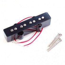 Jazz Bass Open Ceramic Bridge Position