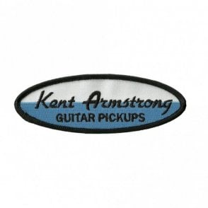 Kent Armstrong Material Patch Logo