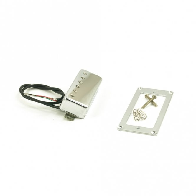 Kent Armstrong Mini Humbucker with Adjustable Poles Chrome