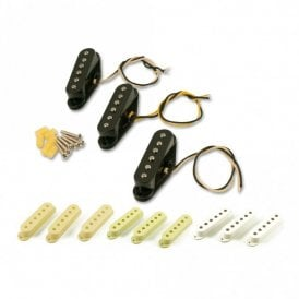 Rory Gallagher 1961 Strat Hand Wound Replacment Pickup Set