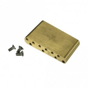 Brass Vintage Sustain Block