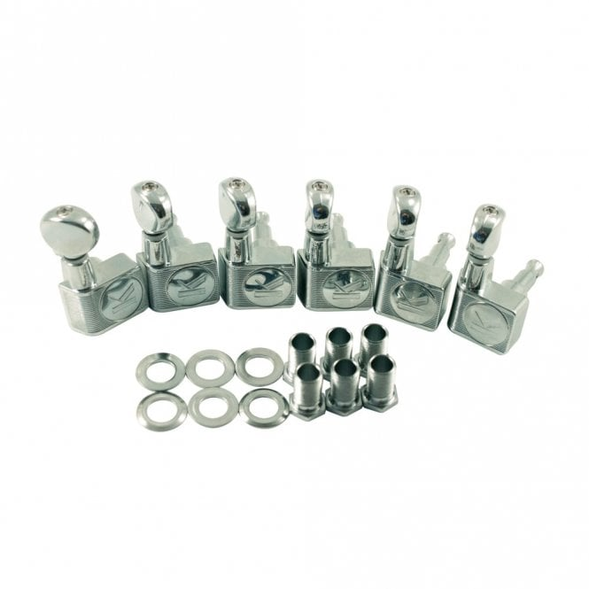 Kluson Contemporary Diecast Tuners For Fender American Standard Strat and Tele Guitars