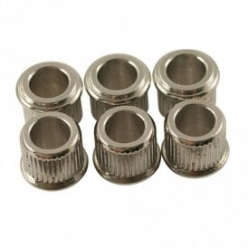 Push-Fit Tuning Machine Adapter Bushings (Set of 6) USA Size