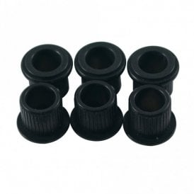 Push-Fit Tuning Machine Bushings (Set of 6) Metric Size