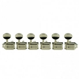 Supreme 6 In Line Oval Metal Button Safety Post - 18:1 Gear Ratio