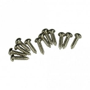 Tuning Machine Screw Nickel (Bag of 12)