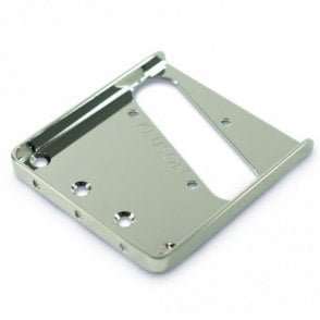 Vintage Replacement Steel Baseplate For Fender Telecaster Bridges