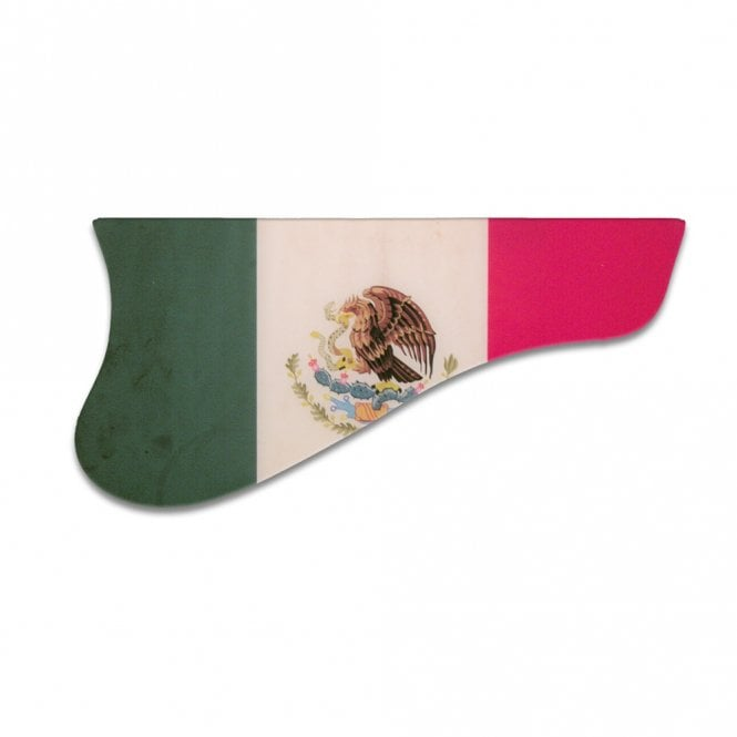 WD Music L-4C - Mexican Flag Relic