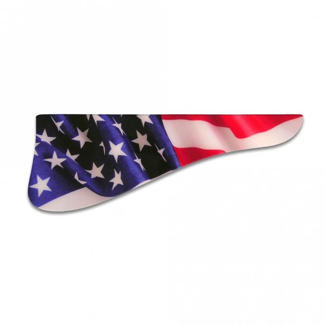 WD Music L-5D - American Flag Waving