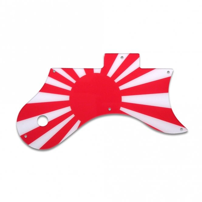 WD Music L-6S - Japanese Flag
