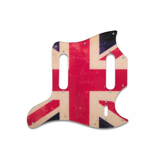 WD Music Melody Maker - British Flag Relic