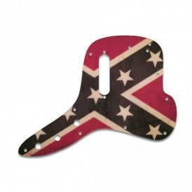 Musicmaster Bass - Dixie Flag Relic