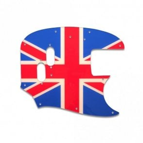 Mustang Bass - British Flag