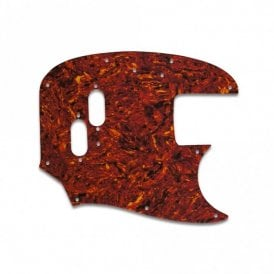 Mustang Bass - Tortoise Shell/Parchment Lamination