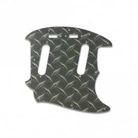 Mustang - Faux Black Diamondplate