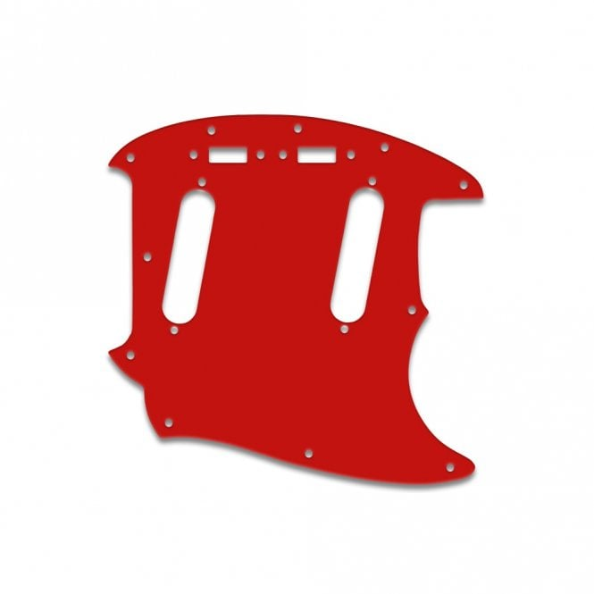 WD Music Mustang - Red White Red