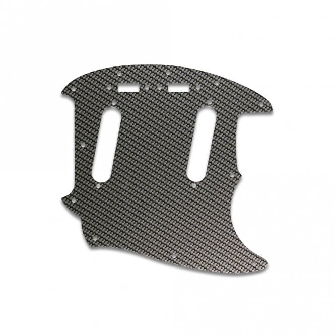 WD Music Mustang - Simulated Carbon Fiber