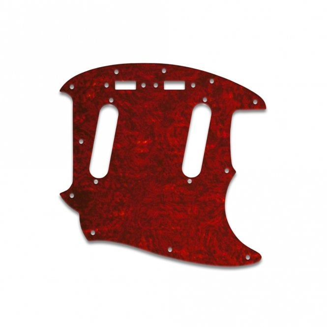 WD Music Mustang - Tortoise Shell Red