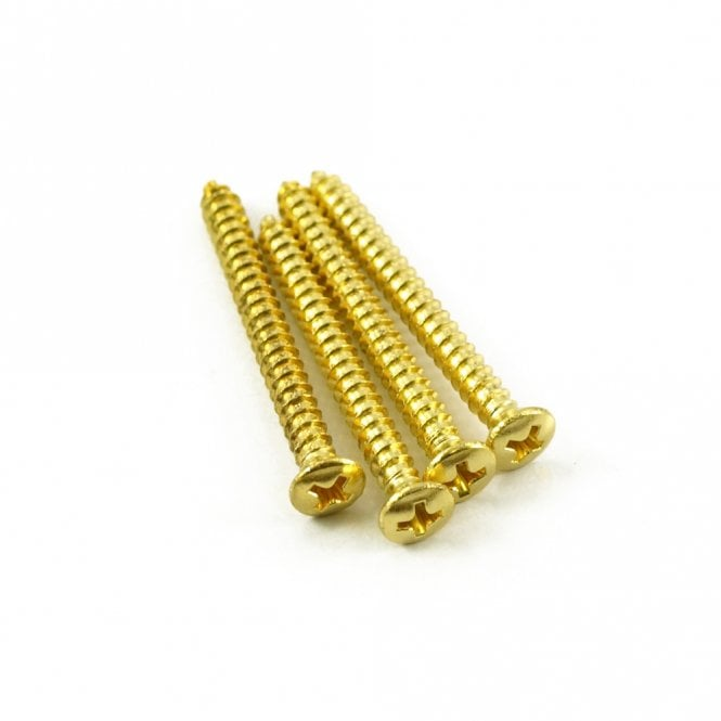 WD Music Neck Screw Gold (Bag of 4)