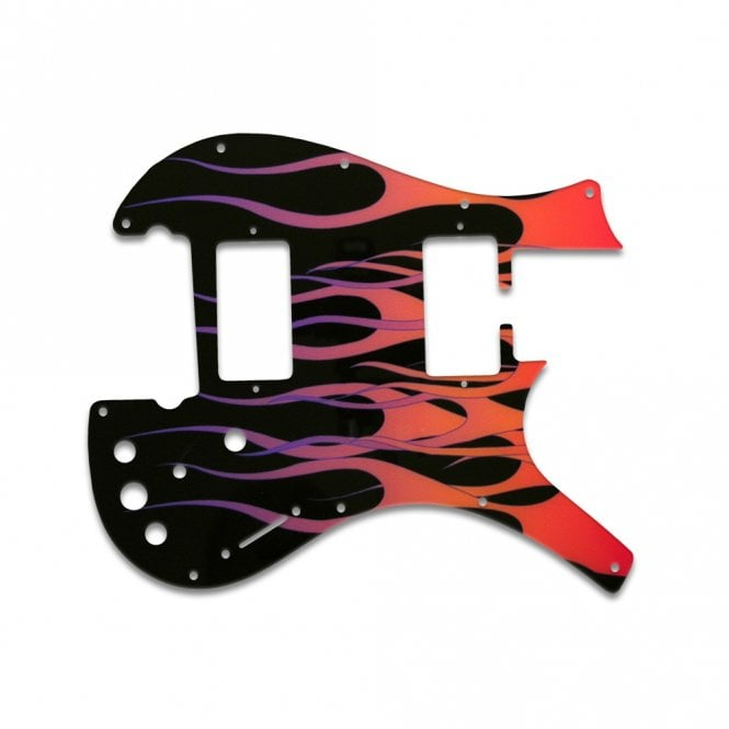 WD Music Nitefly - M (2H) - Hot Rod Flames