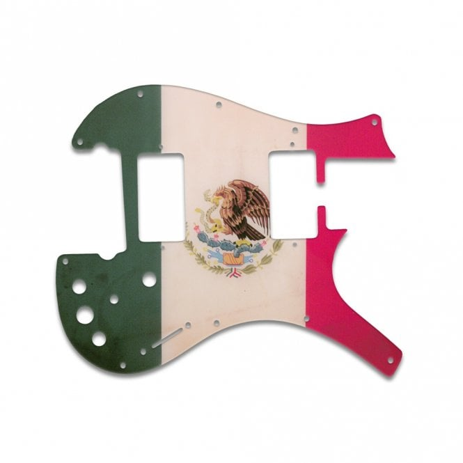 WD Music Nitefly - M (2H) - Mexican Flag Relic