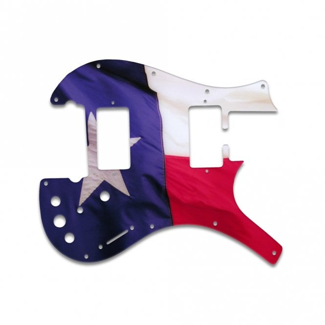 WD Music Nitefly - M (2H) - Texas Flag
