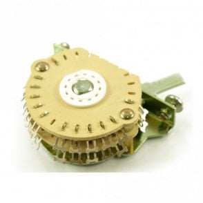 5 Way Lever Switch For Strat Double Wafer
