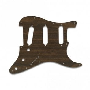 Old Style 11 Hole Strat - Simulated Rosewood