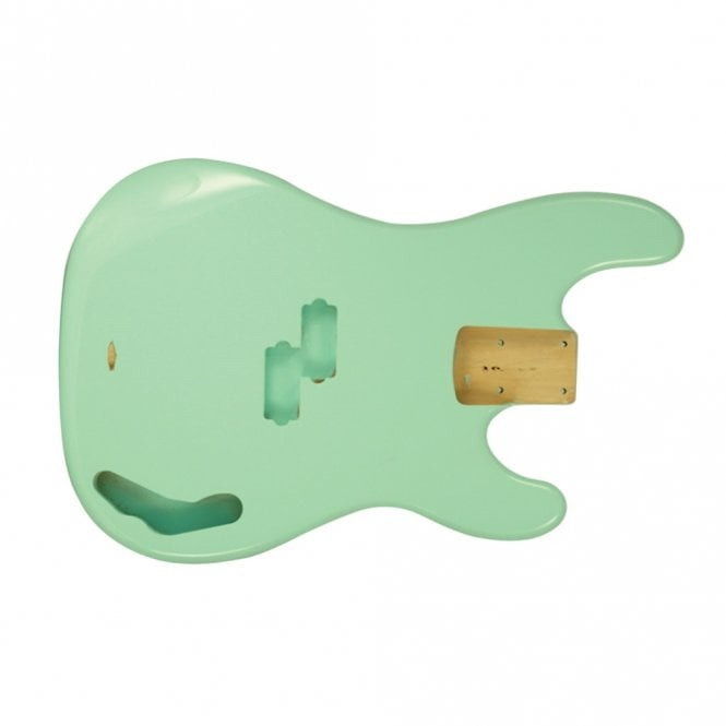 WD Music P Bass Body Tropical Green