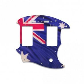 Pawn Shop Mustang Special - Aussie Flag