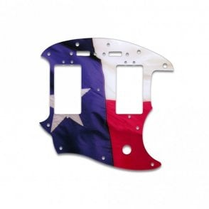 Pawn Shop Mustang Special - Texas Flag