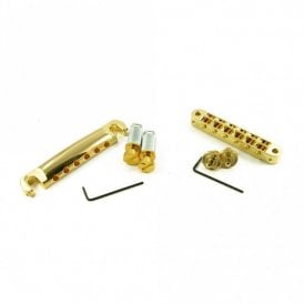 Locking USA Fit Tune-O-Matic/Tailpiece Set (Small Posts)