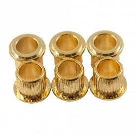 Push-Fit Tuning Machine Bushings (Set of 6) USA Size