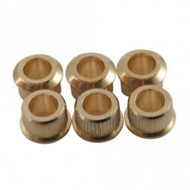 Push-Fit Adapter Bushings XL (Set of 6) For new USA Fender necks
