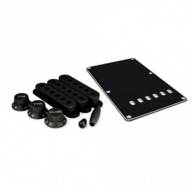 Strat Accessory Plastic Parts Kit For Fender Stratocaster