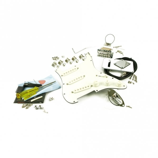 WD Music Replacement Strat Parts Kit