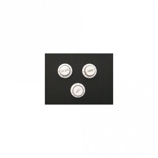 RetroVibe Collection 56 Strat Relic Control Knob Set