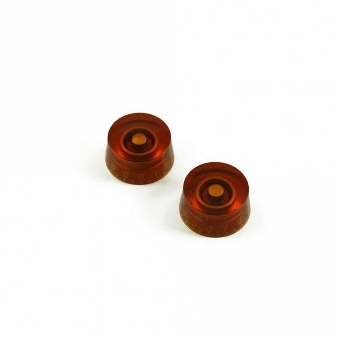 WD Music Speed Knob (Set of 2) Amber, USA fit and CTS pots