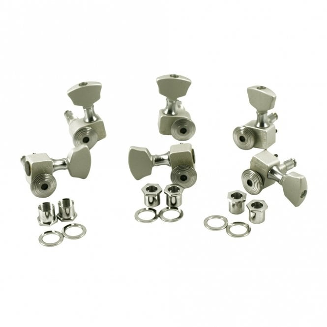 Sperzel 3 Aside Locking Guitar Tuners