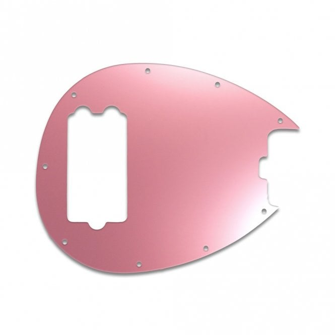 WD Music Sterling Bass - Pink Mirror