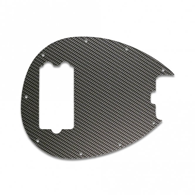 WD Music Sterling Bass - Simulated Carbon Fiber