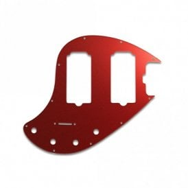 Sting Ray 5 Double Humbucker - Red Mirror