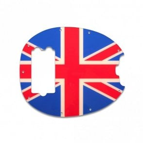 Stingray Bass - British Flag
