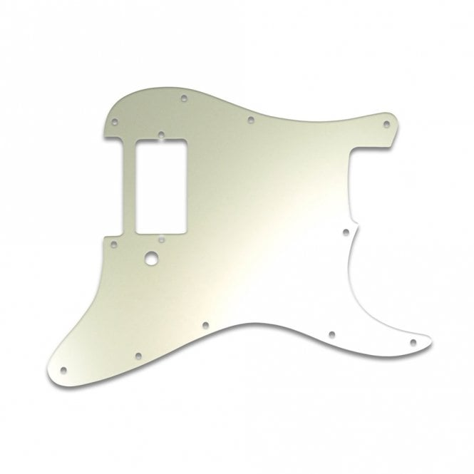 WD Music Strat 1 Humbucker Only - Mirror