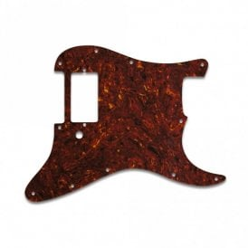 Strat 1 Humbucker Only - Tortoise Shell/Mint Green Lamination