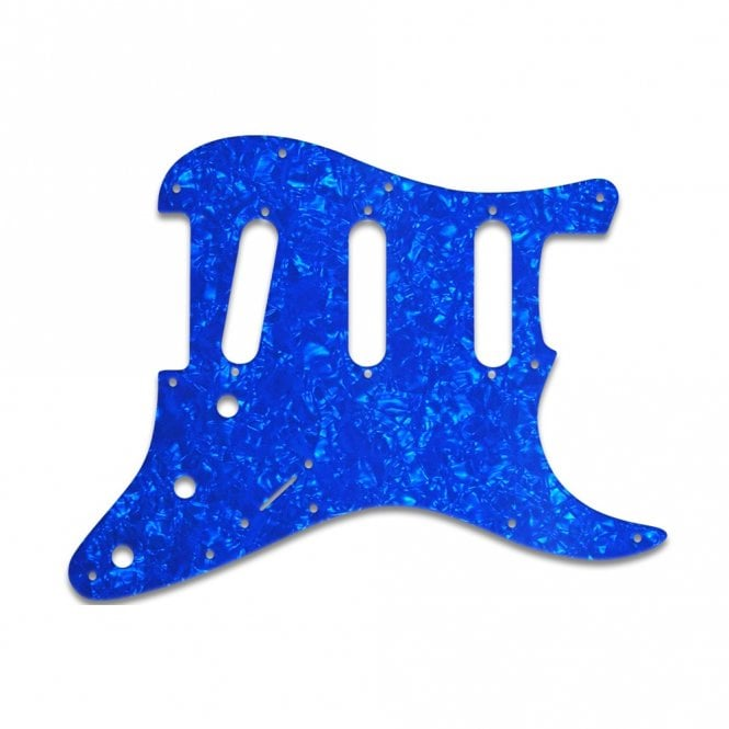 WD Music Strat - Blue Pearl