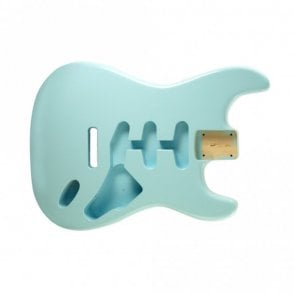 strat body daphne blue