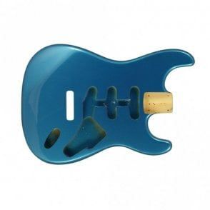 strat body lake placid blue