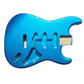Strat Body Metallic Blue