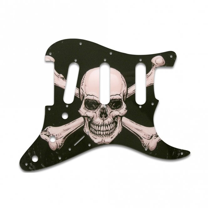 WD Music Strat - Jolly Roger